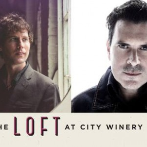 Michael McDermott &amp Jesse Terry at The Loft