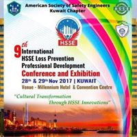 9th International HSSE Loss Prevention Professional Development Conference