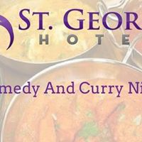 Comedy and Curry Night - Friday 1st June 2018