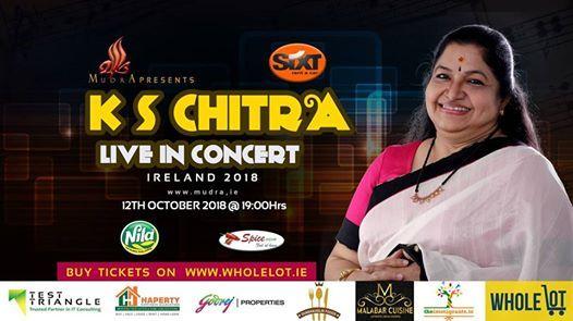 K S Chitra Live in Concert