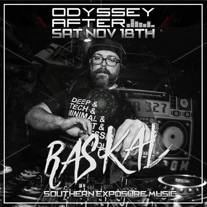 Raskal (Southern Exposure Music) at Odyssey After