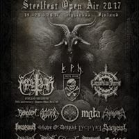 Sinister  Steelfest Open Air in Hyvink