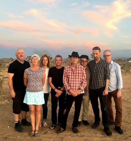 Sound Series An Evening with the Mekons