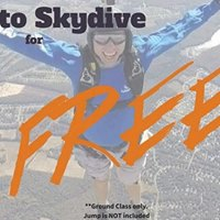 Learn to Skydive for Free
