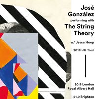 Hoop to Support Jose Gonzalez and The String Theory