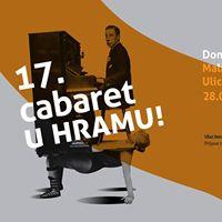 17. Cabaret u Hramu