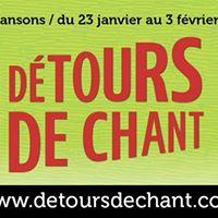 France 3 partenaire du festival Dtours de chant