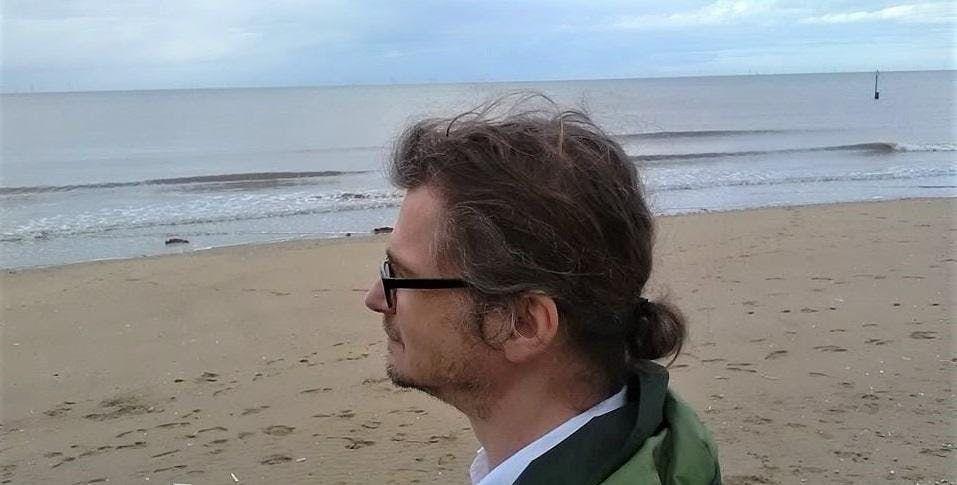 Dean Fraser  The Quantum Poet (Thornton) authorvisit