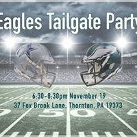 Eagles Tailgate Party