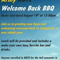 Welcome Back BBQ