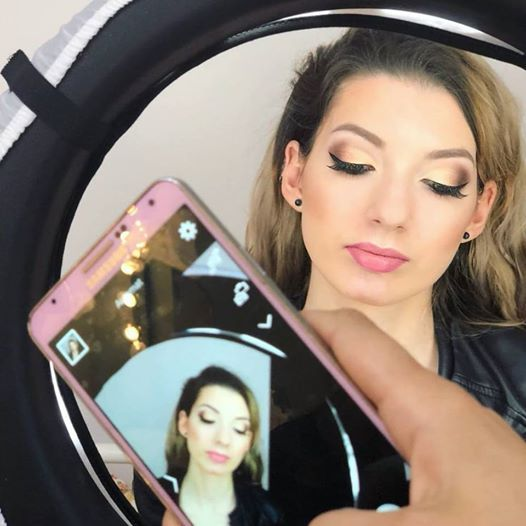 Curs De Machiaj Profesional At Marusia Makeup Academy Cluj Napoca