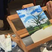 Beginners Oil Painting Workshop