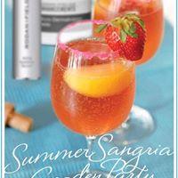 Summer Sangria Garden Party