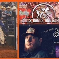 Bulls Bands and Barrels with Luke Combs and Blane Rudd