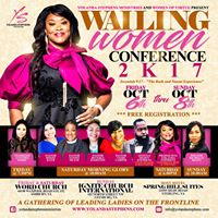 Wailing Women Conference 2K17- The Ruth and Naomi Experience