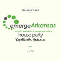 Emerge Arkansas House Party