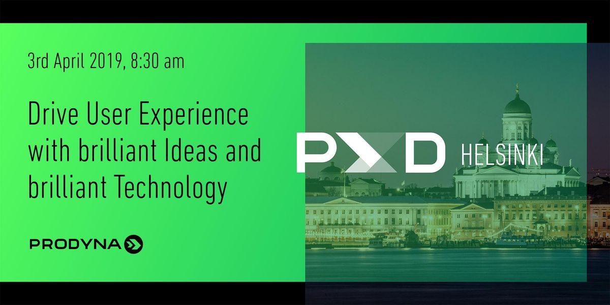 PRODYNA Experience Day in Helsinki