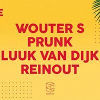 Native Tone with Wouter S Prunk Luuk van Dijk Reinout
