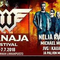 Wanaja Festival 2018