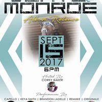 Vonte Monroe Album Release