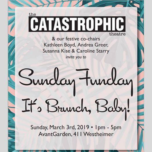 Sunday Funday Its Brunch Baby