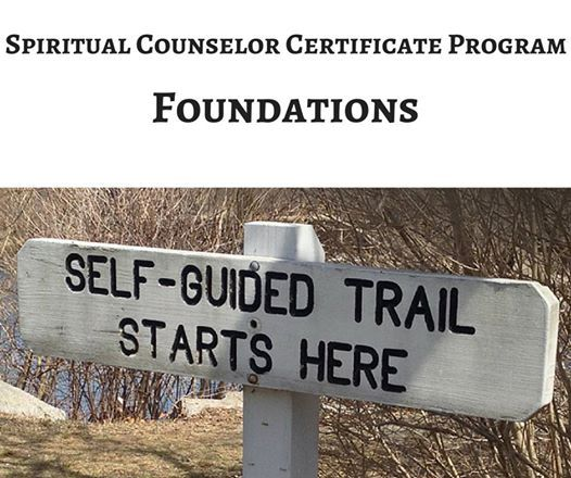 Spiritual Counselor Certificate Program Foundations At