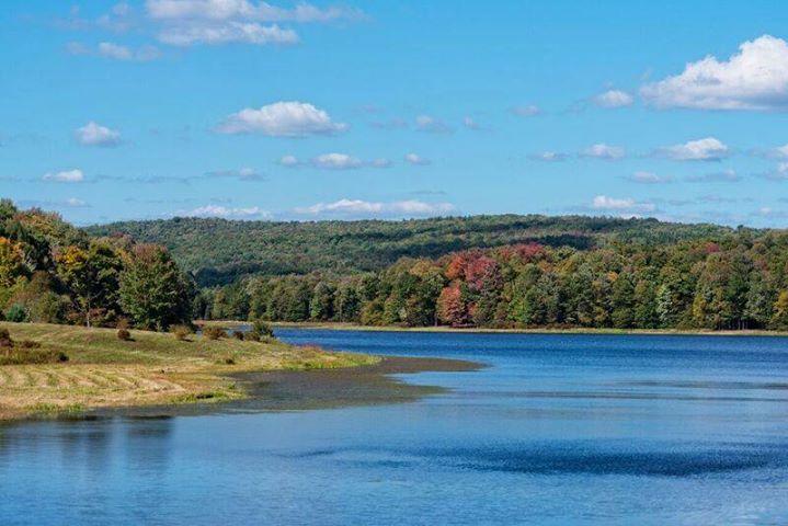 Strawberry Lake at New York Land & Lakes, Oneonta