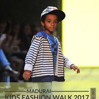 MADURAI KIDS FASHION WALK - 2017