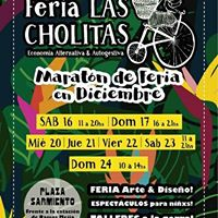 Pailaln en Feria Las Cholitas