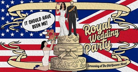 Royal Wedding Party  Screening