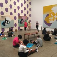 Exploring Identity Presented by The Warhol Youth Arts Council