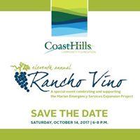 Rancho Vino 2017  CoastHills Credit Union