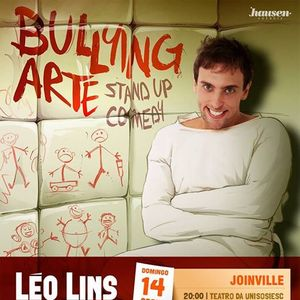 Stand Up Comedy LO LINS em Joinville Domingo 14abril