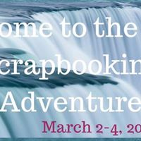 Welcome to the Falls Scrapbooking Adventure