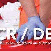 Cours de RCR ds 50 - Masque de RCR Offert