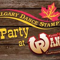 Calgary Dance Stampede Official Kick-Off Party