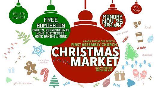 FA Christmas Market
