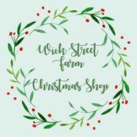 Wick Street Farm Pop up Christmas Shop
