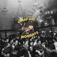 CHAP ASS Mondays - 123 Drinks at o Reillys Bar