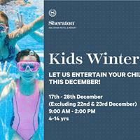 Winter Kids Camp 2017