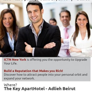 ICTN Build a Reputation that Makes you Rich