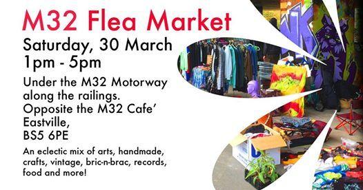 M32 Flea Market March 2019