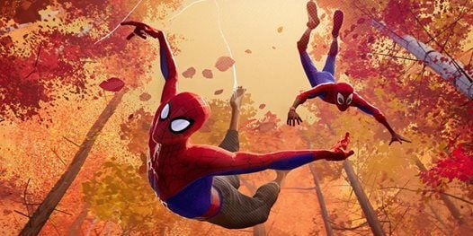 Comic Time Kino-Action Spider-Man A New Universe
