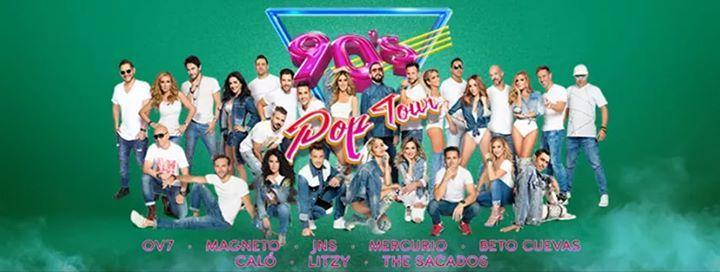 90s Pop Tour ( MEXICALI 2019)