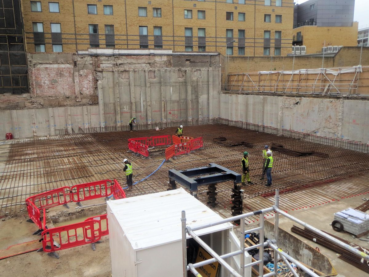 Reuse of Foundations (RuFUS) The Opportunities for Development Bristol