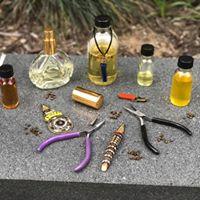 DIY Jewelry  Fragrance Workshop