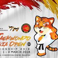 World Taekwondo Malaysia Open G1 Championship 2018