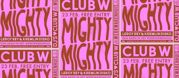 CLUB W  Mighty Mighty