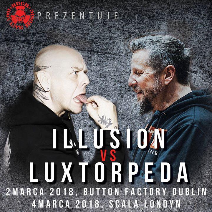 25-lecie Illusion  Luxtorpeda
