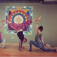 Partner Yoga with Jamie &amp Dave